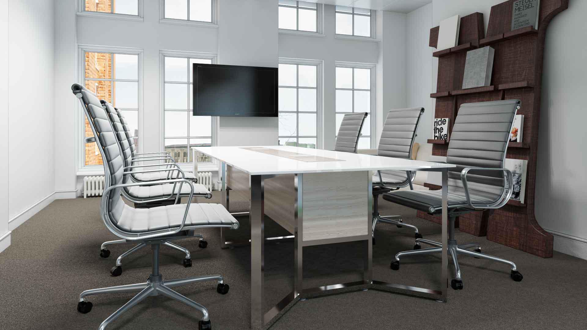 Mobiliario oficinas for Mobiliario de oficina de diseno
